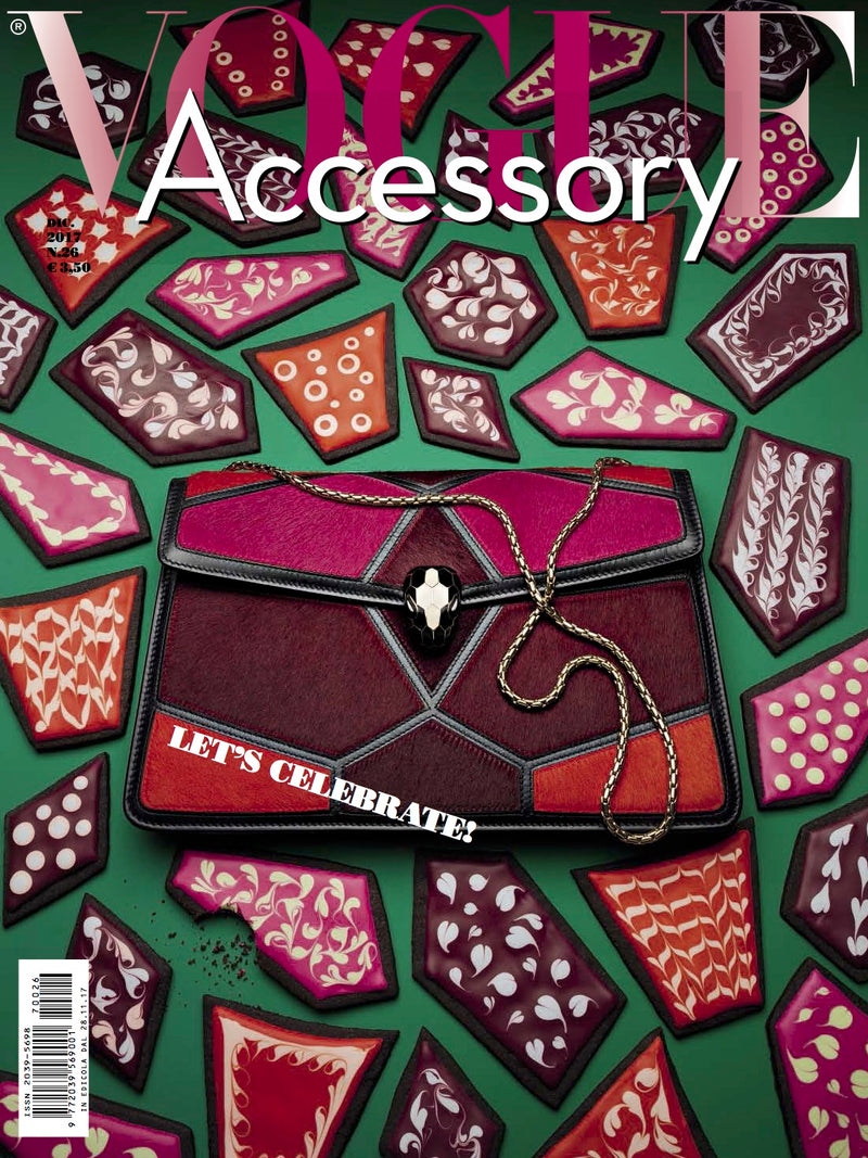 December 2017 issue of Vogue Italy's Vogue Accessory
