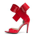 DUPLICATE: Lola Red Patent Leather