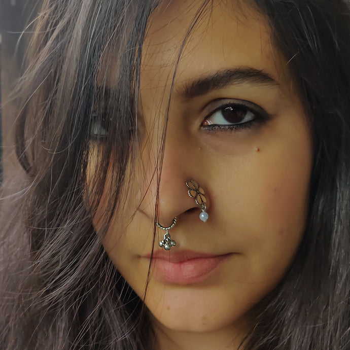 septum ring (clip on)