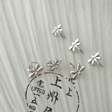 Dragonfly nose pin