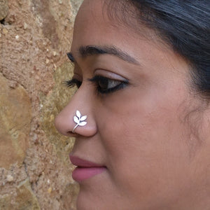 Leaf nose pin