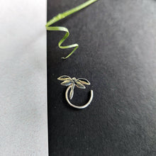 Small dragonfly nose pin