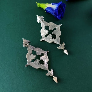 Paper Fold earrings