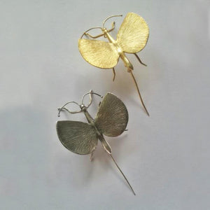 Wings brooch