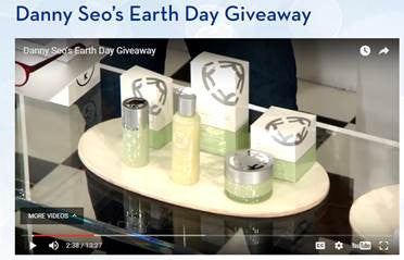 Danny Seo's Earth Day Giveaway