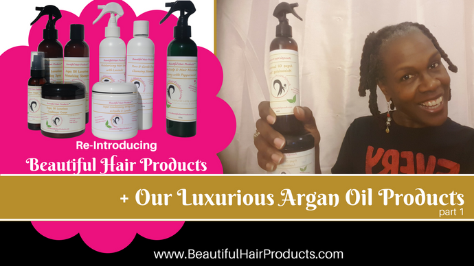 How To Use My Argan Oil Products