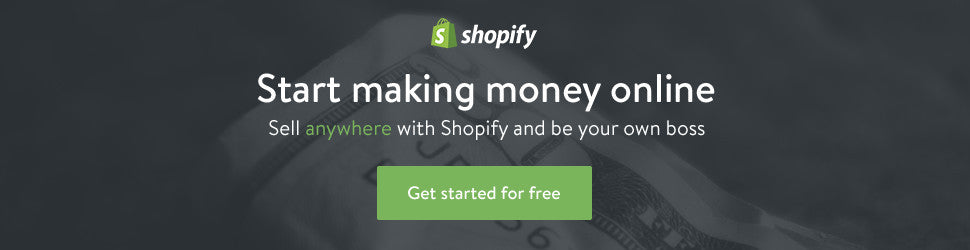SHOPIFY: Easy Peasy eCommerce