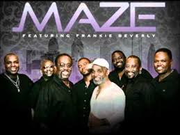BEST Frankie Beverly Concert EVER!!