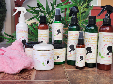 Beautiful Hair Products