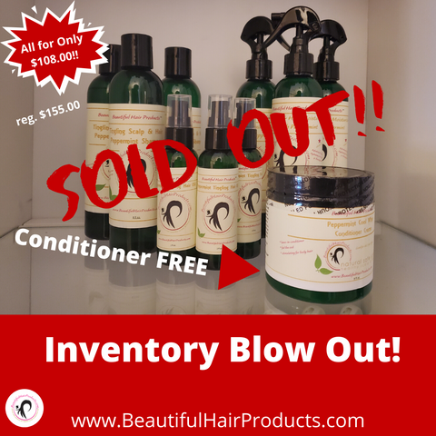 pepp blow out sold