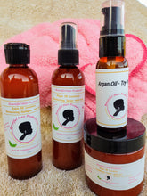 Argan Oil Hair Care Collection - Try-It-Size + FREE Towel Cap + FREE Shipping!
