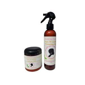 argan oil duo setconditioner argan spray