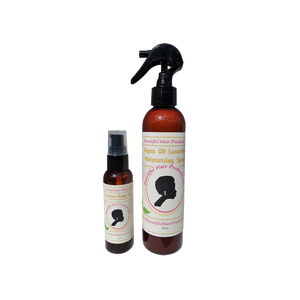 argan oil and argan oil hair spray