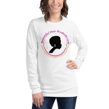long sleeve t-shirt women white