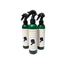 peppermint hairspray 3 pack