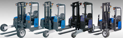 free delivery with moffett forklifts