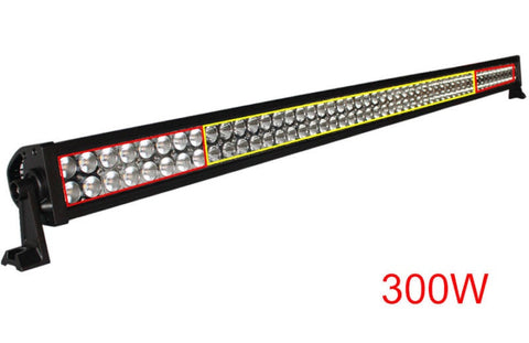 "52"" 300w led light bar"