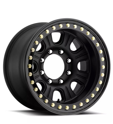 Allied Raceline aluminum competition monster Beadlock Wheels 17x9.5