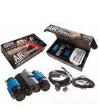 ARB's new CKMTA12 and CKMTA24 twin on-board compressor kit 12V