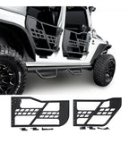 2007-2017 Jeep JK Wrangler all 4 tube doors models