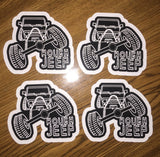 Roughjeep decal