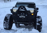Roughjeep front end look for jeep jk only