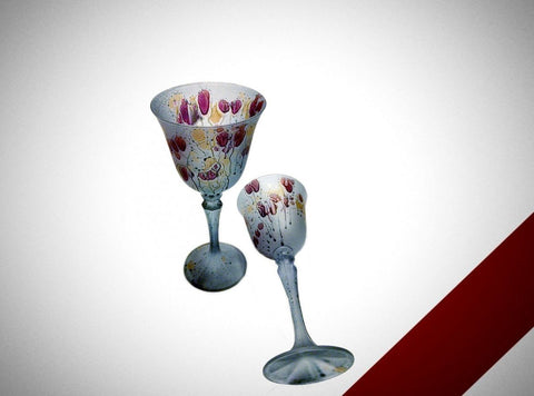 Crystal Stemware - Love Fever Cocktail Glass