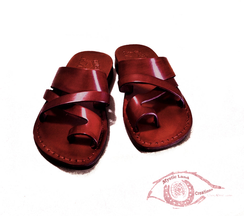 best strappy leather sandals Own\u0026Adore