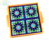 Serving Trays - Teleido Tiles Tray