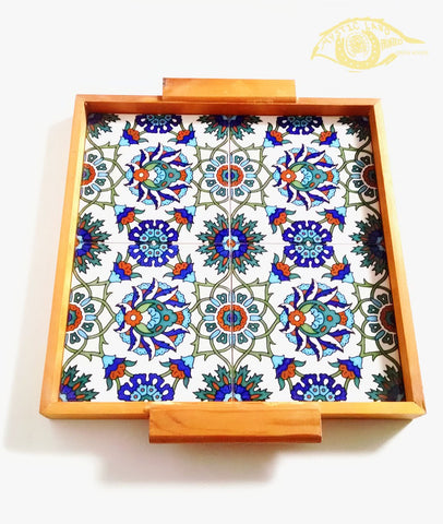 Serving Trays - Tiles Tray