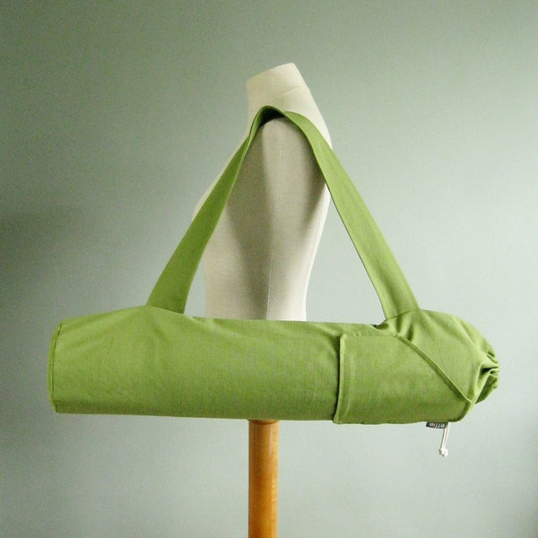 Yoga Mat Bag (Spring Green)