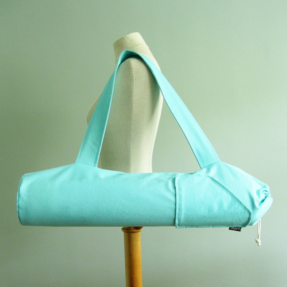 Yoga Mat Bag (Mint)