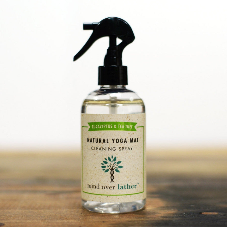 Yoga Mat Spray (Eucalyptus & Tea Tree)