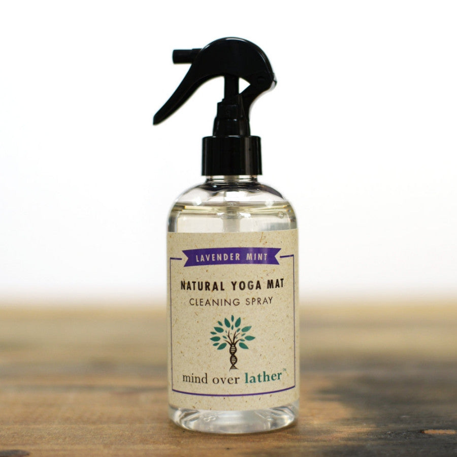 Yoga Mat Spray (Lavender Mint)