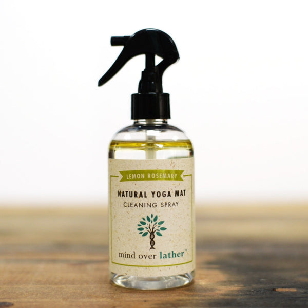 Yoga Mat Spray (Lemon Rosemary)