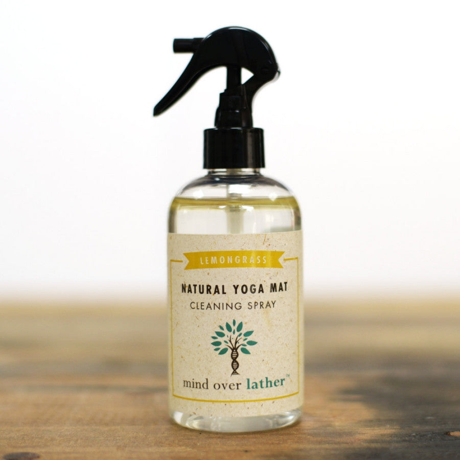Yoga Mat Spray (Lemongrass)