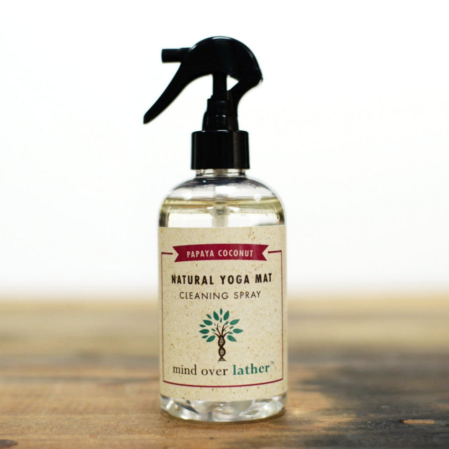 Yoga Mat Spray (Papaya Coconut)