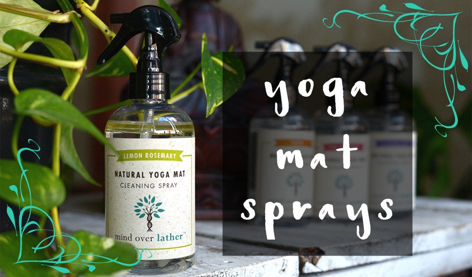 Buy Yoga Mat Sprays
