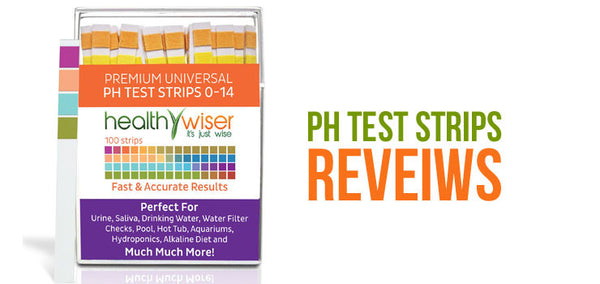 HealthyWiser Ph Test Strips Review