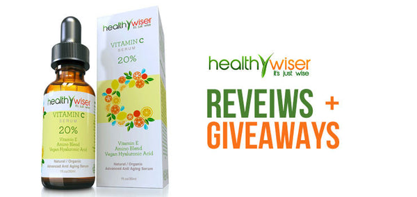 Vitamin C Serum Review + Giveaway