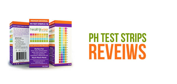 HealthyWiser PH Test Strips {Review}