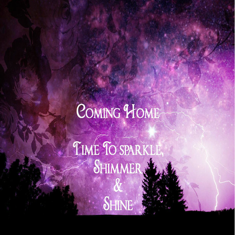 COMING HOME - Spirit*Book WeeBook (Digital Download)