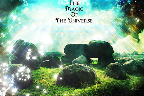 "CLASS:  17 - ""MAGIC OF THE UNIVERSE"""