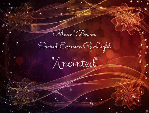 "06 ""ANOINTED"" Sacred Essence"