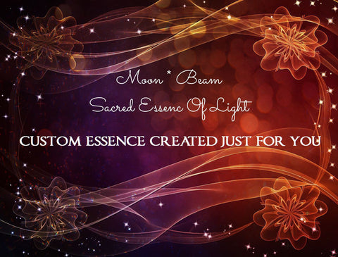 "44 ""CUSTOM SACRED ESSENCE"" CREATED JUST FOR YOU"""