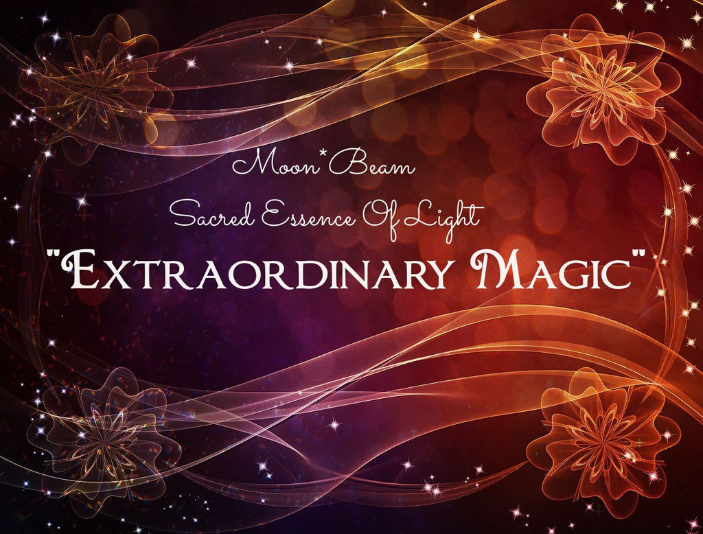 "01 ""EXTRAORDINARY MAGIC"" Sacred Essence"