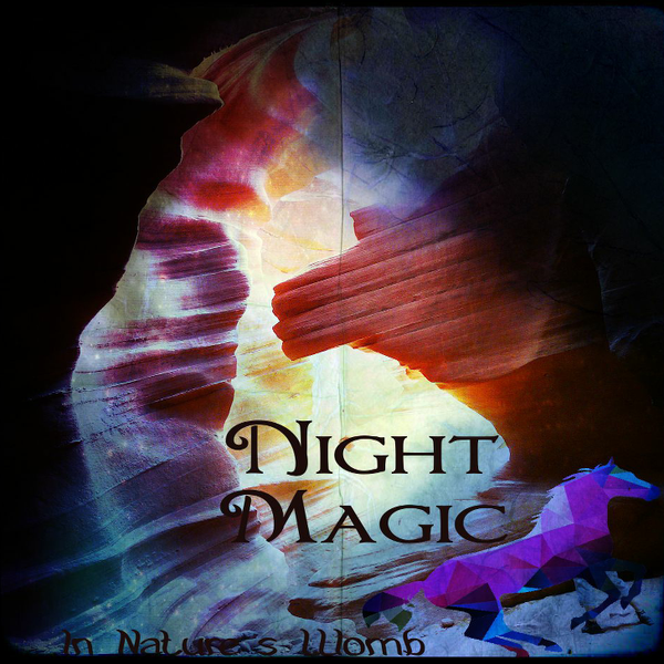 NIGHT MAGIC IN NATURE'S WOMB - Spirit*Book WeeBook (Digital Download)