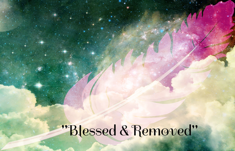 """BLESSED & REMOVED"" - Phoenix Rose Essence"