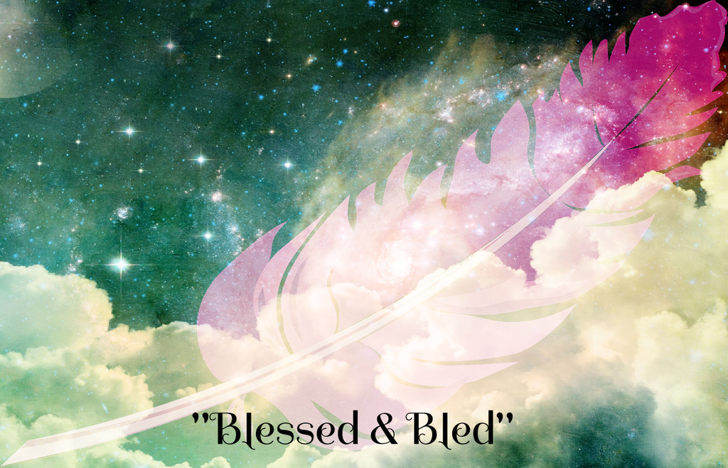 """BLESSED & BLED"" - Phoenix Rose Essence"