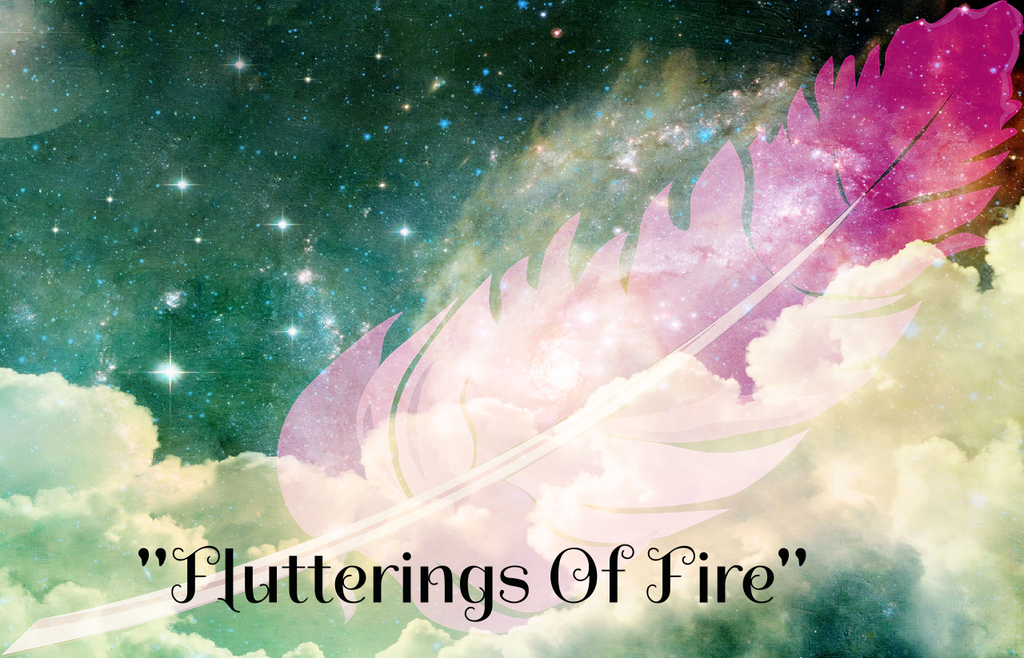 """FLUTTERINGS OF FIRE"" - Phoenix Rose Essence"